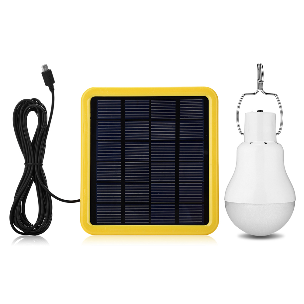 Kk Bol Lampara Solar Portatil Led Bombilla Panel Solar Powered Recargable Solar Led Lamparas Inicio Luz Interior Al Aire Libre En Linternas Portatiles De Luces E Iluminacion Jykatwo42