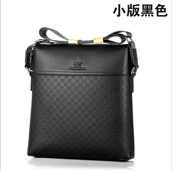 hk dashan brand 2016 new arrive mens messenger bags pu leather top quality small shoulder bags for business man crossbody bags