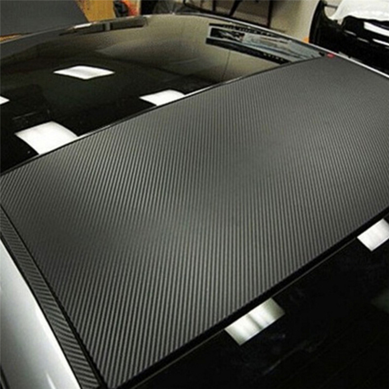 127 Cm * 30 Cm Full Car Cover Stickers 3d Koolstofvezel Auto Film Waterdichte Auto Stickers Vinyl Film Voor Auto Decoratie