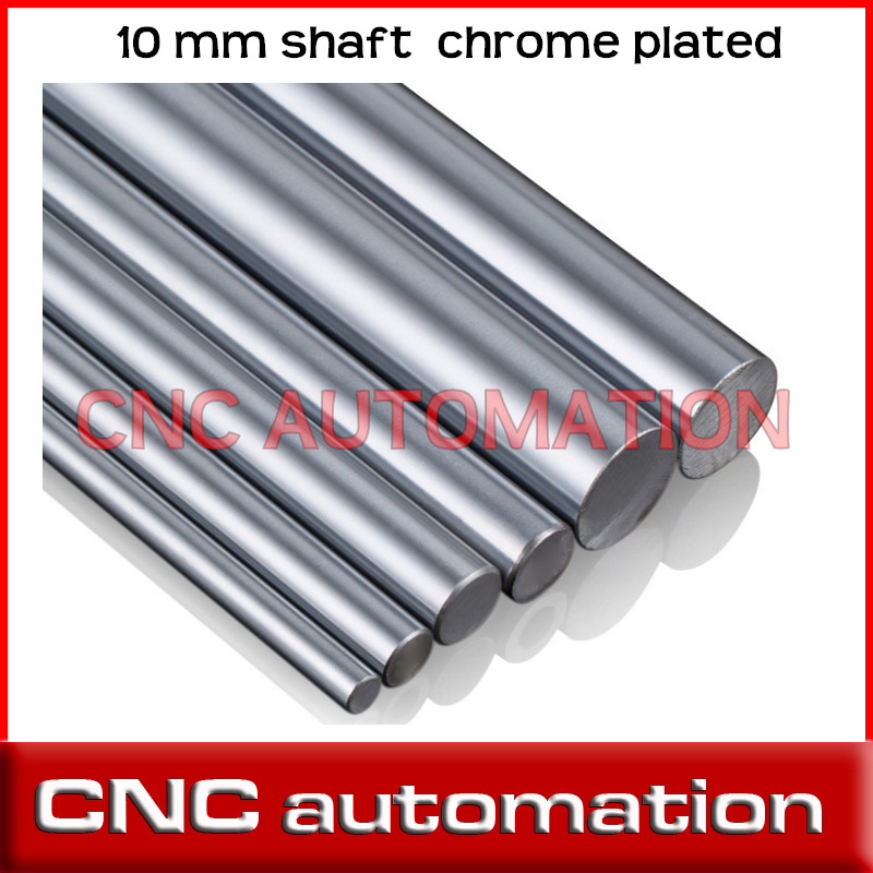 6//8mm 100-200mm linear shaft Rail Cylinder Chrome Plated Smooth Linear Rods axis