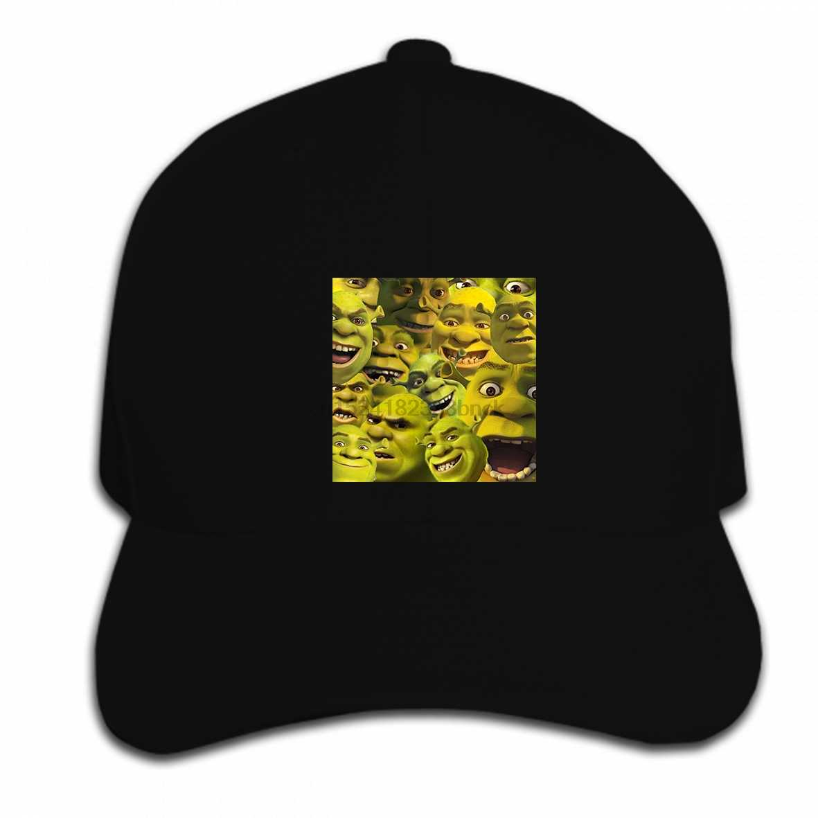 0927b592f9f7c Detail Feedback Questions about Print Custom Baseball Cap Hip Hop Men Shrek  Collection Women Hat Peaked cap on Aliexpress.com