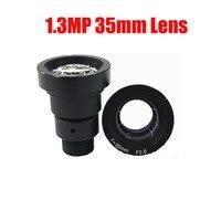 Free Shipping 1/3'' 35mm lens M12 CCTV MTV Board IR Lens for Security CCTV Cameras