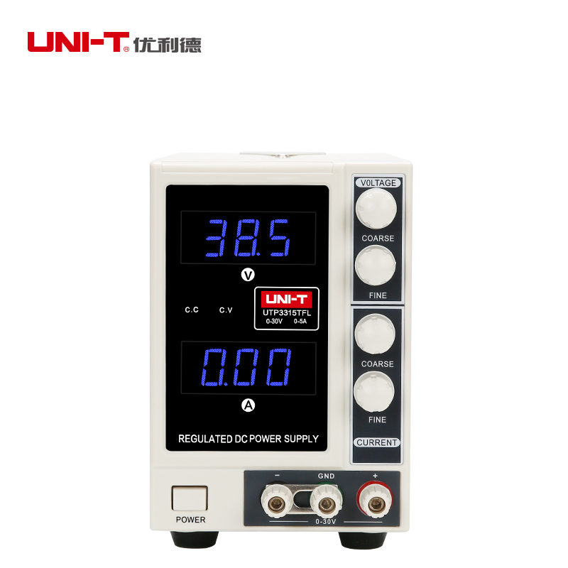 UNI-T UTP3313TFL UTP3315TFL High Precision Adjustable DC Power Supply Constant Voltage Current Function 30V 3A 5A Power Source vacuum cleaner accessories motor suction machine motor vacuum feeder motor copper wire vacuum cleaner parts