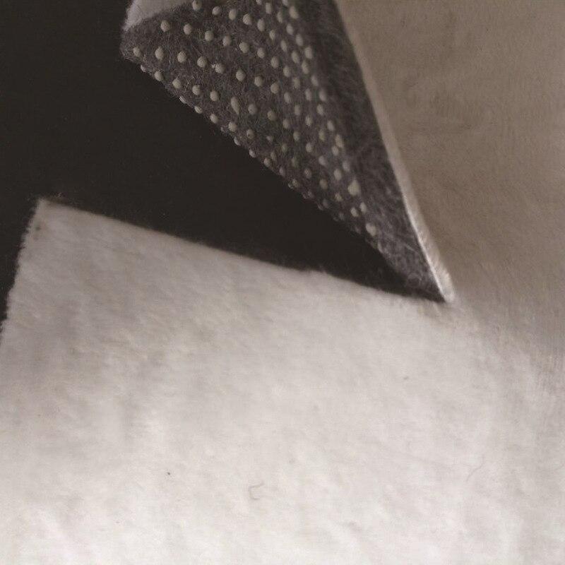 Image 3 - Vintage abstract ethnic style floral black Bedroom carpet  customization Living room bathroom mat non slip floor mat velvet  rugMat