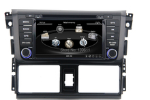 ZESTECH High performance dual-core touch screen Car Dvd player for Toyota VIOS 2013 Car Dvd player with radio/RDS/3G