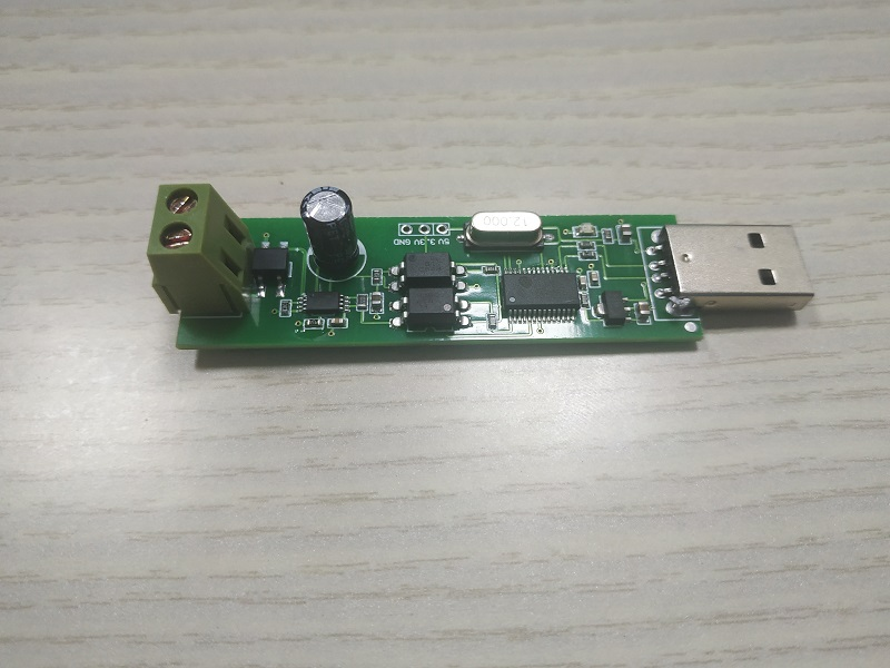 Image 2 - USB to MBUS Slave Module MBUS Master slave Communication Debugging Bus MonitoringAir Conditioner Parts   -