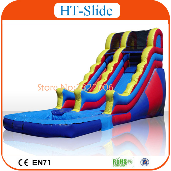 Extreme Inflatable Water Slide For Sale: Free Shipping Inflatable Water Slide For Kids And Adults