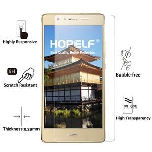 Image 2 - 2 stuks Gehard Glas voor Huawei P9 Lite 2017 Glas op Telefoon Film Beschermende Screen Protector voor Huawei P9 Lite 2017 Glas
