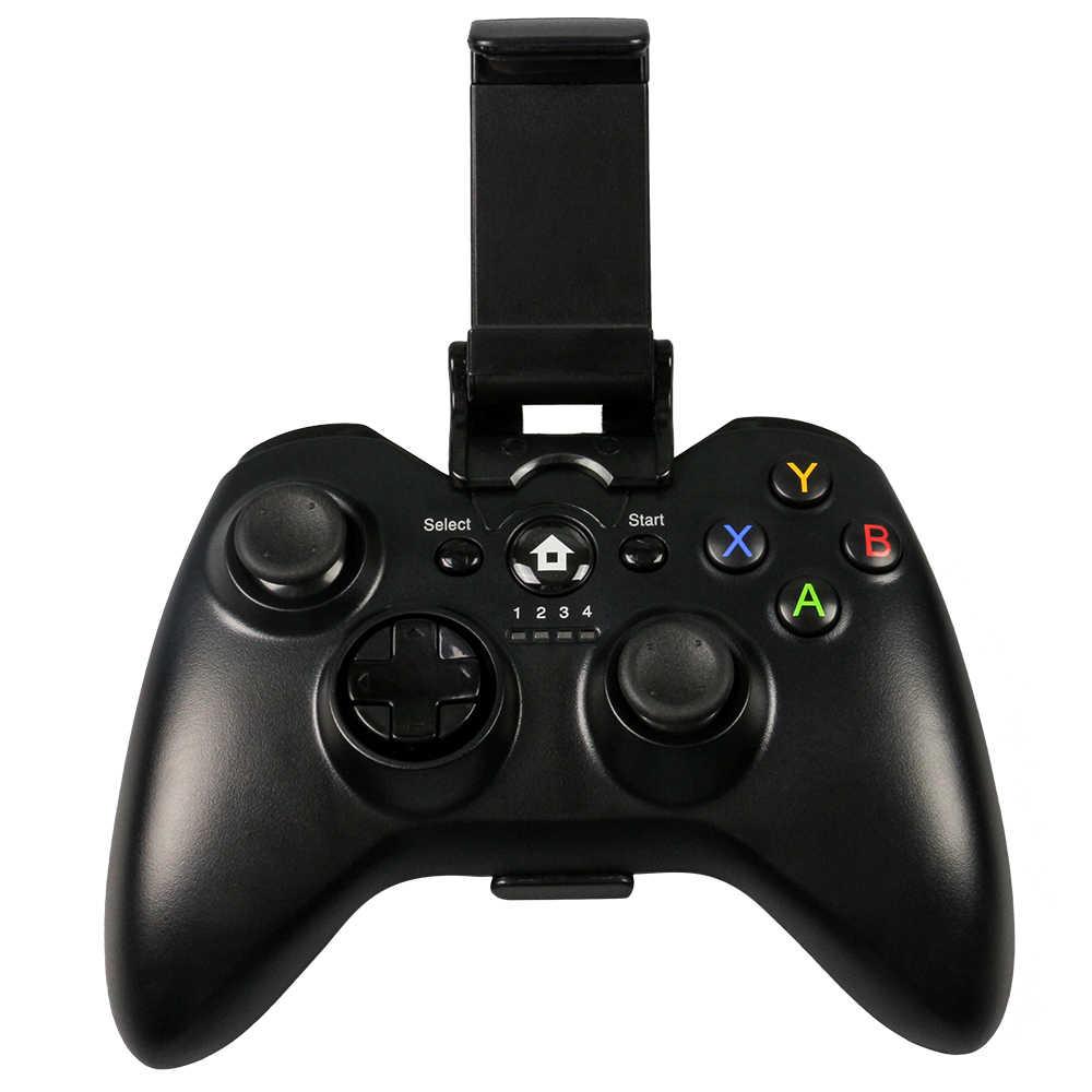 Bluetooth беспроводная ручка управления джойстик игровой коврик геймпад для ПК смартфон Контролер iPhone Android Мобильный Ios сотовый Xiaomi
