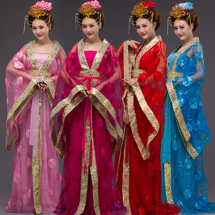 Ancient Chinese Women Clothes