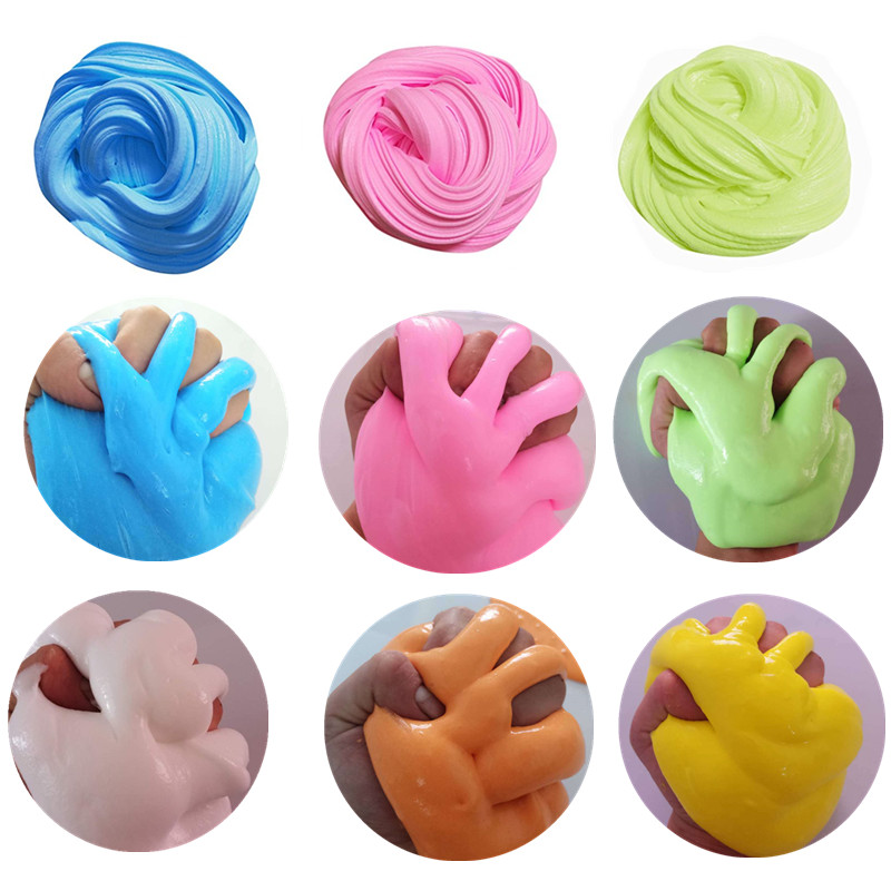 Colorful-Fluffy-Floam-Slime-Scented-Stress-Relief-No-Borax-Kids-Toy-antistress-Sludge-Cotton-Mud-Release-Clay-Toy-Plasticine-1
