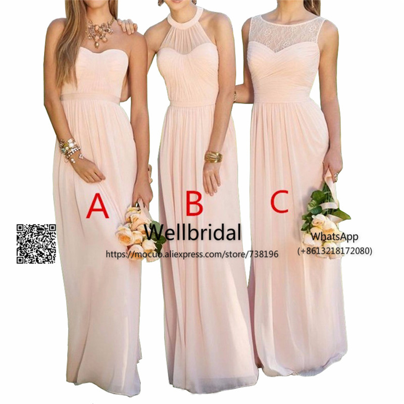 Sexy 2017 Fashion   Bridesmaid     Dresses   with ABC Design Wedding Party   Dresses   Off shoulder Party Gown Long Formal   Bridesmaid     Dress