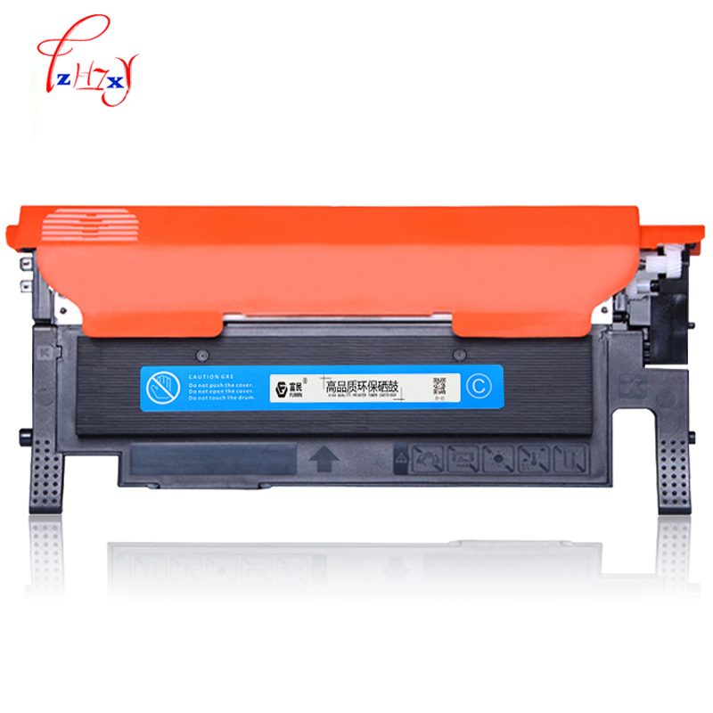 1 set CLT K404S Compatible Toner Cartridge Units for CLP C430 C430W C480 C480W C480FW C480FN