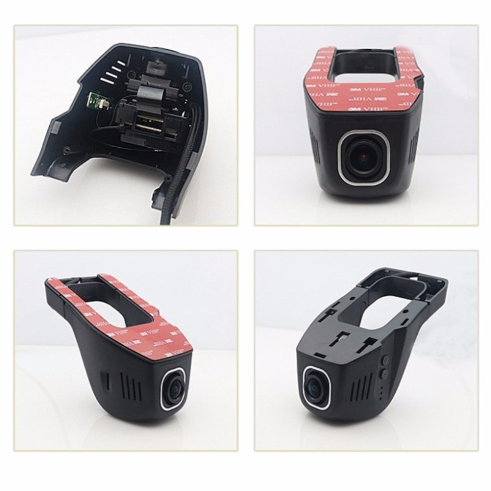 For Hyundai Accent / Novatek 96658 Registrator Dash Cam / Car Mini DVR Driving Video Recorder Control APP Wifi Camera Black Box hyundai accent hatchback ii бу москва