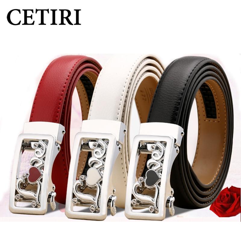 CETIRI designer belts womens