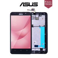 Warranty Tested 1280x720 For ASUS Zenfone 2 ZE550ML LCD Touch Screen Digitizer For ASUS Zenfone 2