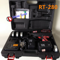 Portable Cordless 14 4 Li Ion Battery Automatic Rebar Tying Machine RT 235