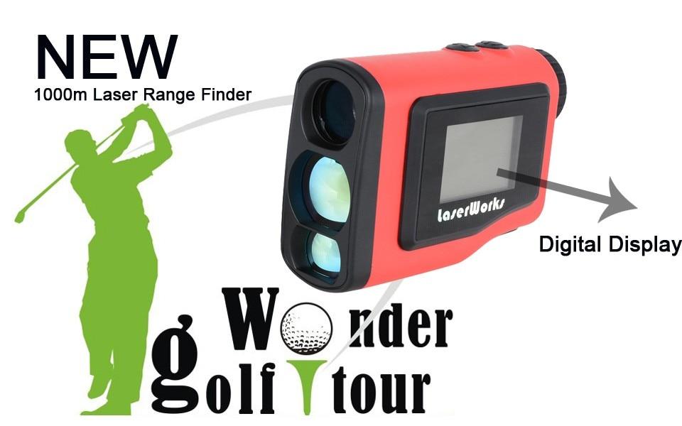 Neue fernglas golf laser entfernungsmesser entfernungsmesser