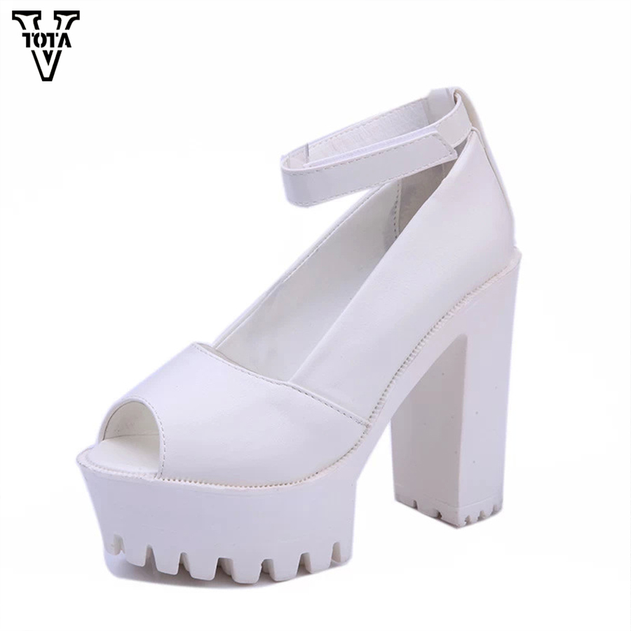 VTOTA Gladiator sandals women Summer shoes sandals women  heel platform Sandals open toe Wedges Ladies shoes high heels  X252 vtota platform sandals summer shoes woman soft leather casual open toe gladiator shoes women shoes women wedges sandals r25