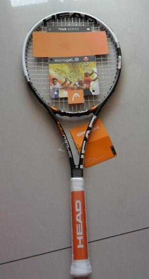 HOT ! YouTek IG Speed Pro MP300 new 100% L5 carbon tennis rackets Djokovic Racket,string and Including bag,Free shipping