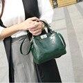 Nuevo Mini bolsos bolsos de diseño de alta calidad bolsas de mujer 2016 bolsas de cocodrilo bolso de la manera bolsos de Mujer pequeña Bolsa de Hombro