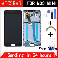 Original For Meizu M3 S M3S Mini LCD Touch Screen Digitize Assembly Replacement For Meizu M3s