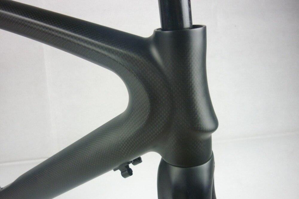 Original X Front Marke Vollcarbon licht Rennrad Rahmen fixie Festrad ...