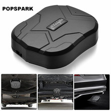 POPSPARK  TK905 Mini  Car  GPS Tracker Locator for Car Vehicle Google Map 5000MAH Long Battery Life GSM GPRS Tracker