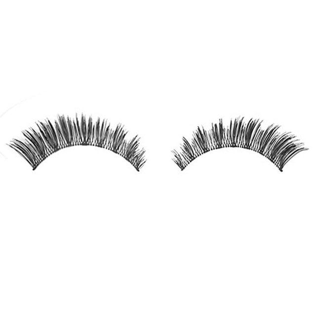 10 Pairs Thick Cross False Eyelashes For Women Handmade Mink Eye
