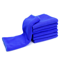10PCS/Lot Microfiber Kitchen Cleaning Cloth Car Window Cleaning Towel Dish Washing Table Wipe Towel Screen Cleaner