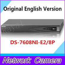 8CH 8PoE NVR 7608NI-E2/8P Original English Version