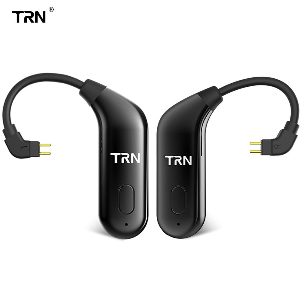 TRN BT20 5,0 Bluetooth Kopfhörer Kabel Ohr Haken Kopfhörer Bluetooth Headset Adapter Für SE535 UE900 ZS10/AS10/BA10 TRN V80/V10