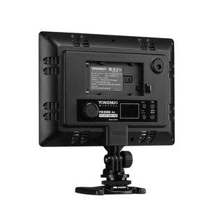 Image 5 - DSLR YONGNUO YN 300 YN300 Air Ultra Thin CRI 95+ Led Video Light Panel 3200 5500K Bi color 2000LM for Canon Nikon Sony Cameras