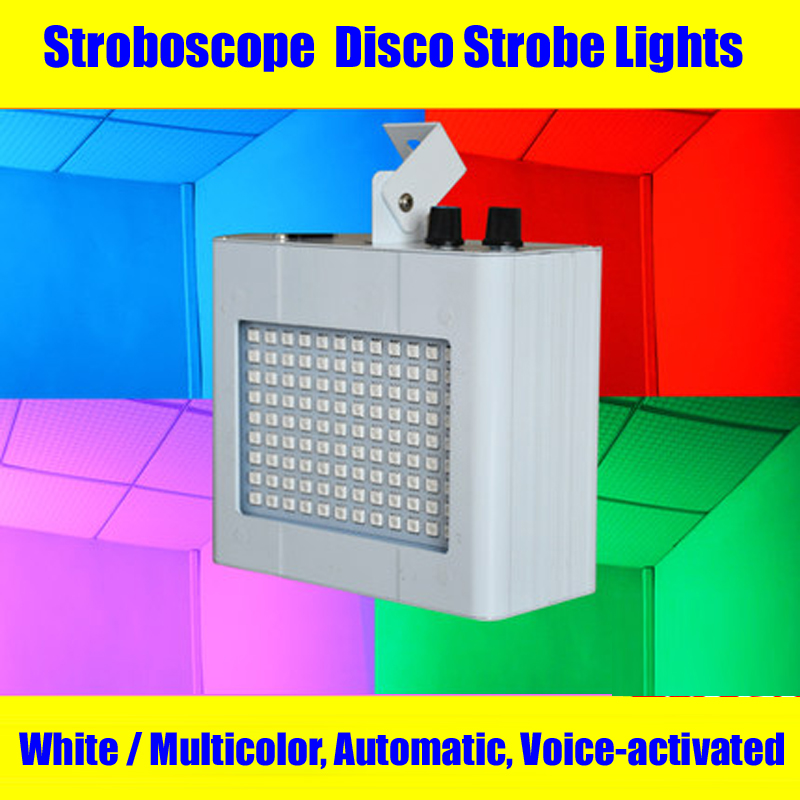 LED Voice Control Stroboscope KTV Disco Light Night Field Bar Disco Strobe Lights Stage Light Birthday Party StroboLED Voice Control Stroboscope KTV Disco Light Night Field Bar Disco Strobe Lights Stage Light Birthday Party Strobo