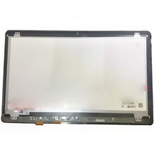 "15.6"" Touch LCD Screen Assembly 1080P for HP OMEN 15-5010 5014TX 5016TX FHD"