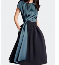 Beautiful Fashion Summer womens Speical  Short shirt and A Style one set Dress
