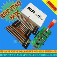 2016 Riff Box – Best Jtag For HTC,SAMSUNG,Huawei Unlock&Flash&Repair With 2 pcs flat cables All 5+ Feedback+ Fast shipping