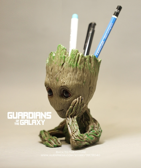 Groot Tree Man Posture Action Figure