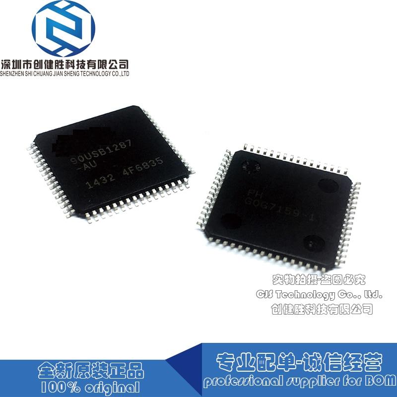100% original AT90USB1287 AU AT90USB1287 90USB1287 AU QFP64 Long term supply-in Pièces de rechange et accessoires from Electronique    2