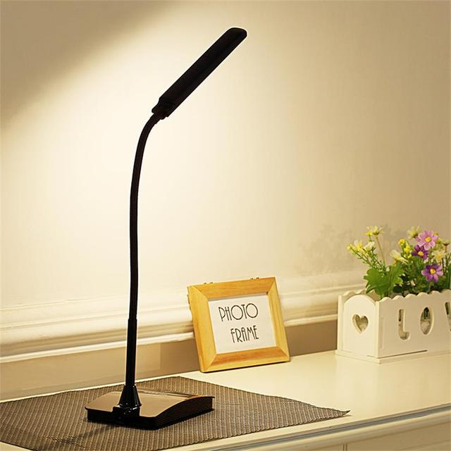 Led Eye Protection Lamp Desk Bedroom Bed Student Study Energy Saving