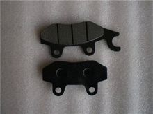 Dos pares de Pastillas De Freno delantero izquierdo para CF MOTO Z6 Z625-3 Z625-6 sistema de freno zapata de freno de repuesto 9060-080910