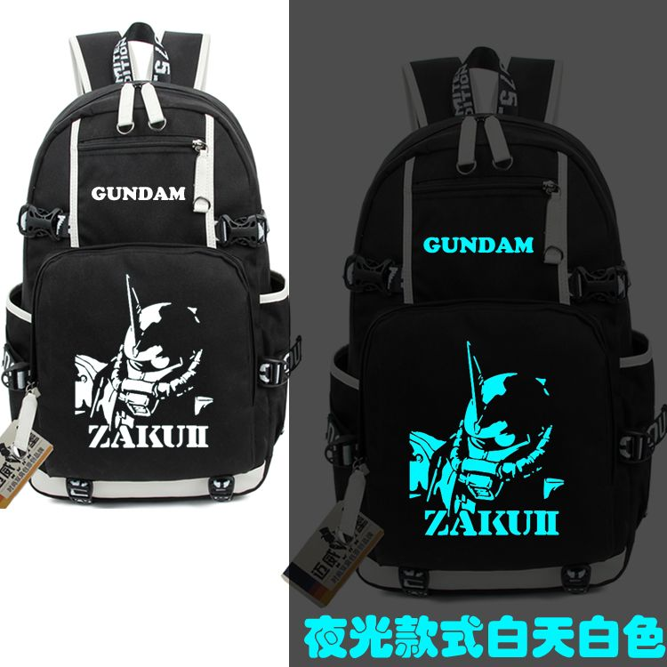 3daf886f84 NEW fashion print Gundam Up To Unicorn Backpack Male And Female Student  Bags High capacity Bag men Computer Bags shoulder bag-in Backpacks from  Luggage ...