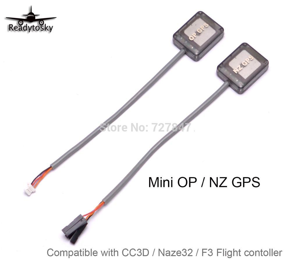 Ultra Small Mini GPS OP NZ GPS For OPLink CC3D Revolution F3 Naze32 Flip32 Flight Control Board Controller QAV250