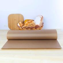 Baking Mat High Temperature Non-stick Oil-proof Baking Traypaper Pad Cake Mat Baking Oven Tool все цены