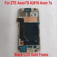 أفضل ZTE Axon7S لشاشة
