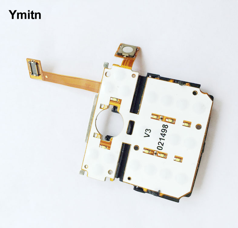 100% New Ymitn Button cable button panel keyboard Flex cable For Sony Ericsson K790 K790i K790c K800 K800i