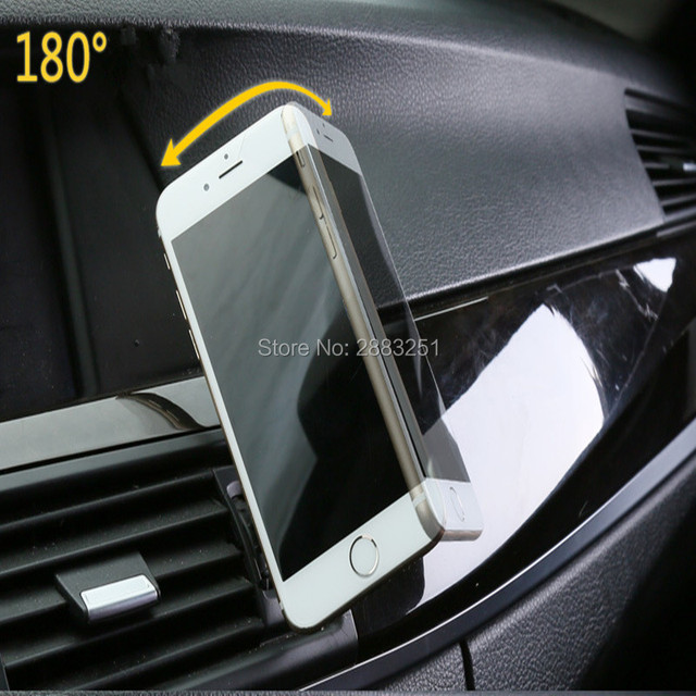 Magnetic 360 rotation gps magnet phone car phone holder for dacia key logan duster sandero lodgy
