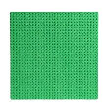 General Bricks Plates Plastic Toys Base plates Compatible Legos Minecrafts City Major Brands Building Block Toy