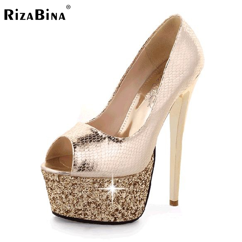 free shipping high heel peep open toe shoes women sexy dress footwear fashion platform pumps P13777 EUR size 34-39 цены онлайн