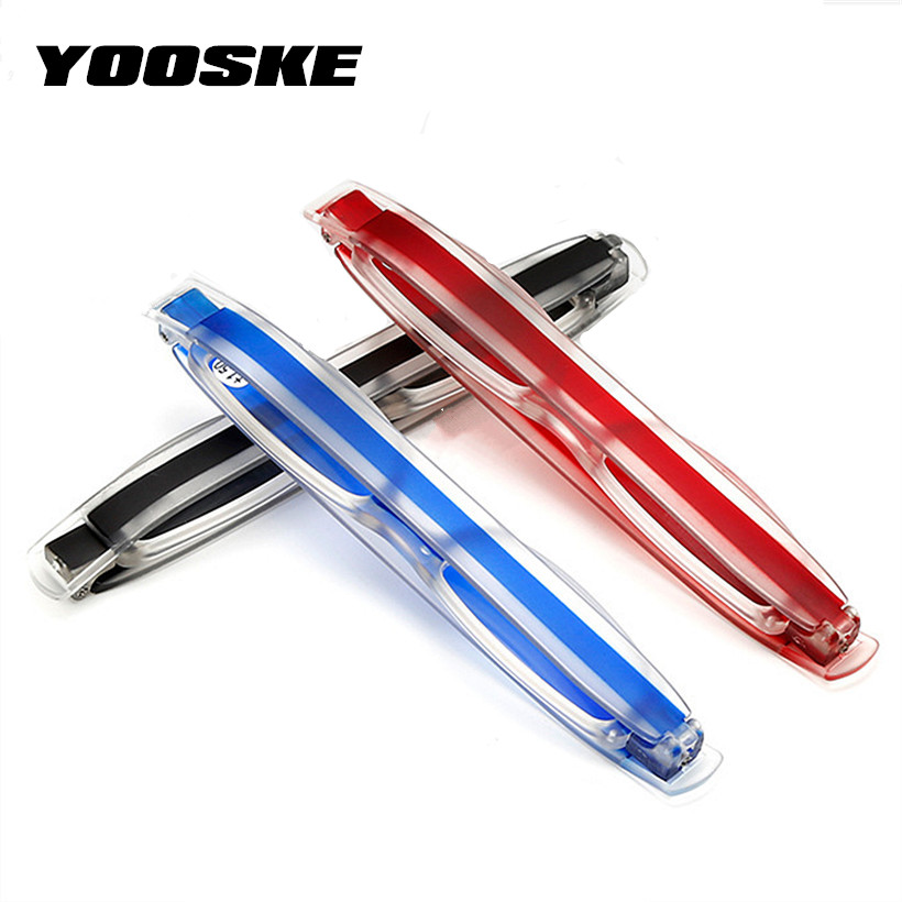 Bekleidung Zubehör Erfinderisch Yooske 360 Grad Rotation Folding Lesebrille Frauen Männer Tragbare Faltbare Dioptrien Presbyopic Brillen 1,0 2,5 3,0 3,5 4,0